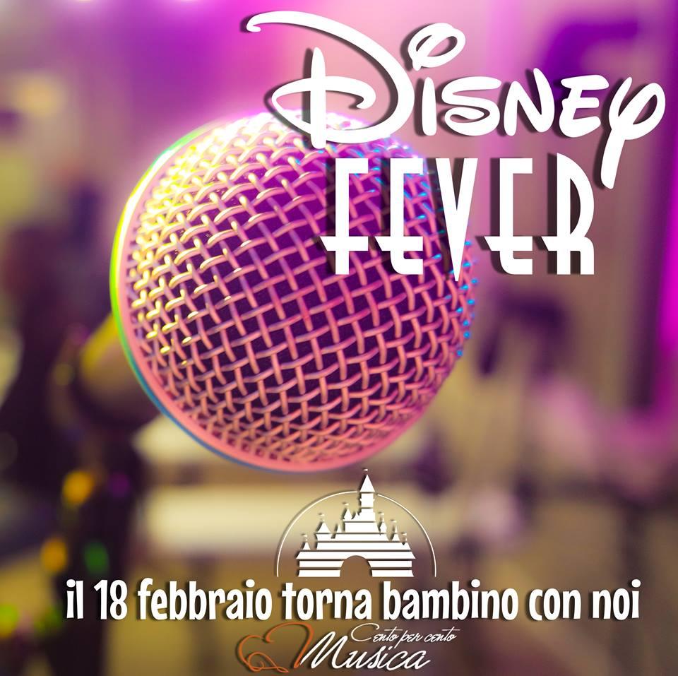 Evento Disney Fever - Cento per Cento scuola di musica Roma Tiburtina