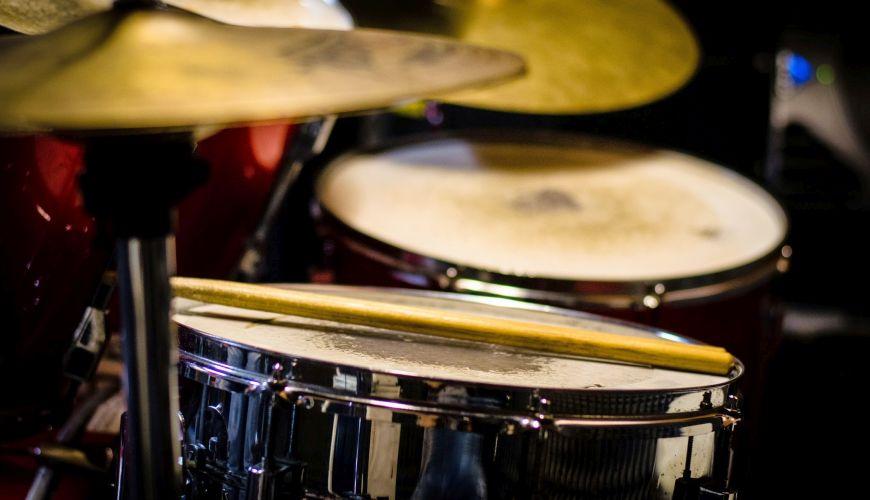 Corso di Batteria scuola di musica Roma – Cento per Cento Musica