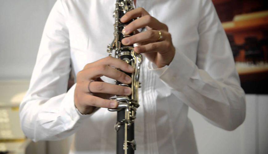 Corso di Clarinetto scuola di musica Roma – Cento per Cento Musica