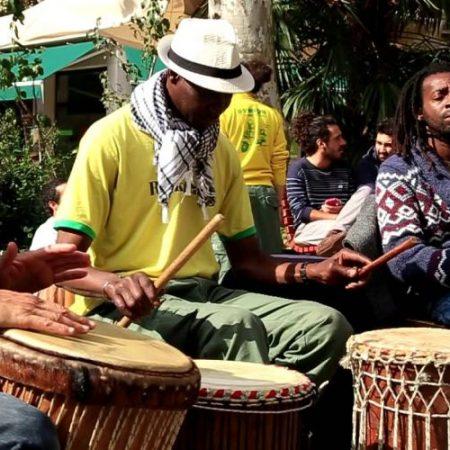 Corso di Percussione Africana