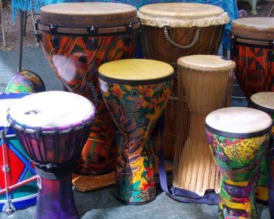 Corso di Percussione Cubana