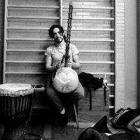 Mirko Rossetti maestro Corso di Percussione Africana Cento per Cento Musica