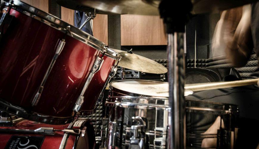Preparazione esami conservatorio Batteria - Cento per cento Musica