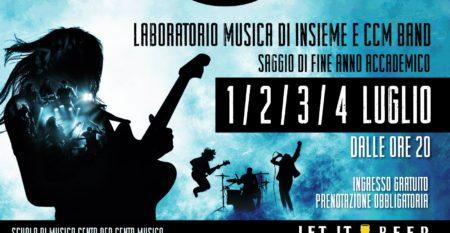 saggio laboratorio musica insieme – cento per cento musica roma